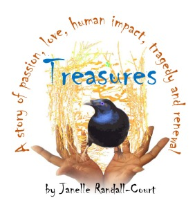 treasures word logo